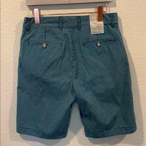 halsey Shorts - NWT Halsey plaid men's shorts